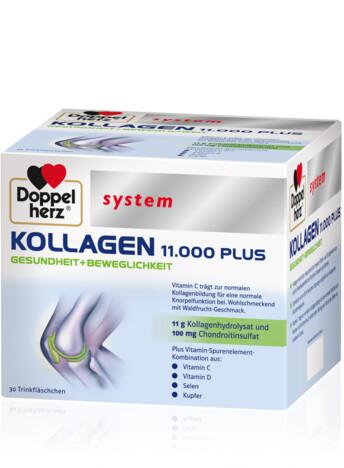 Doppelherz® system KOLLAGEN 11 000 PLUS