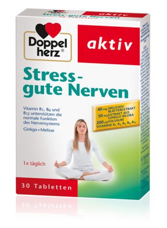 Doppelherz Stress – gute Nerven
