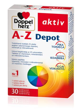Doppelherz® aktiv A-Z Depot