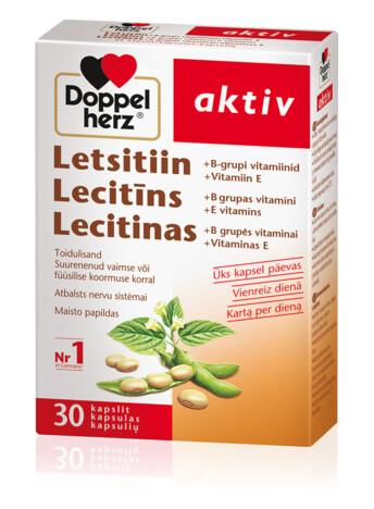 Doppelherz Lecitīns
