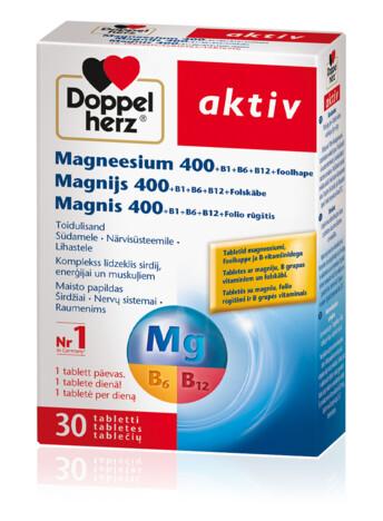 Doppelherz® aktiv Magnijs 400